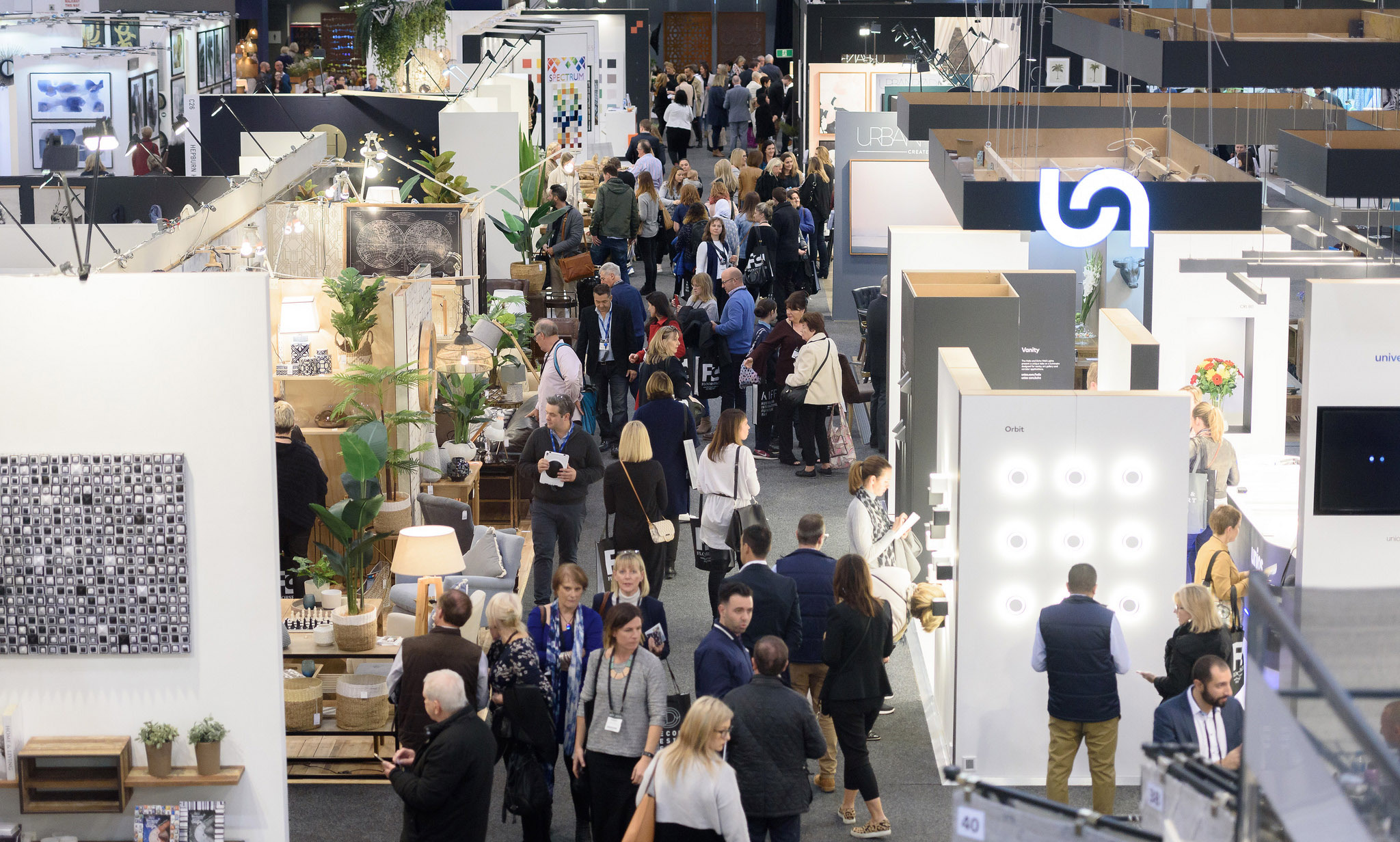 2019 Exhibitors - Decor + Design Show
